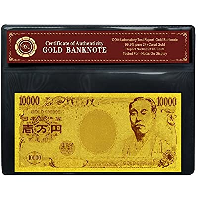 Gold Bank Note��24��GOLD������ΰ���߻� ��ץꥫ