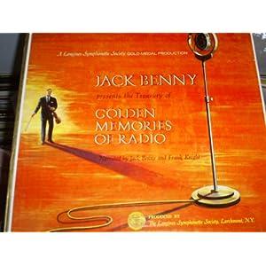 The Treasury Of Golden Memories Of Radio - Jack Benny