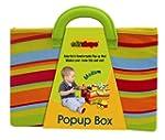 Edushape Medium Pop-Up Fabric Toy Box