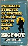 Bigfoot (0425025462) by John Napier