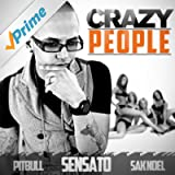 Crazy People (Clean Version) - Single