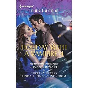 Holiday with a Vampire 4 | [Susan Krinard, Linda Thomas-Sundstrom, Theresa Meyers, Heather Graham]