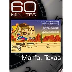 60 Minutes - Marfa, Texas