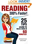 Reading: 300% FASTER - 25 Tips to Rea...