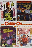 Carry On Collection Vol.3 (Spying / Cleo / Screaming / Cowboy) [DVD]