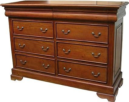 Sleigh Chest 6-8 drawer