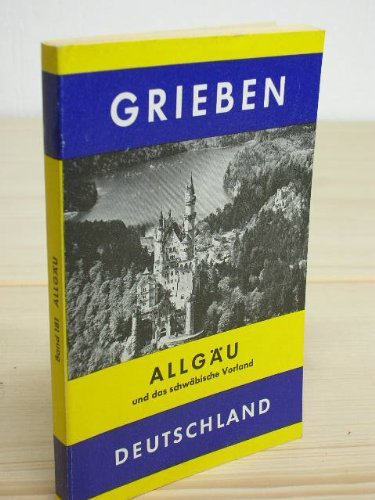 Allgäu und das schwäbische Vorland. Deutschland.