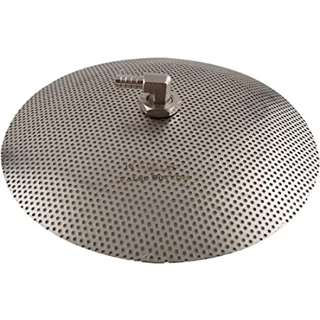 False Bottom for Homebrewing