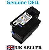 DELL Genuine Original 1250 1350 1355 1355cn 1355cnw C1760 C1760nw C1765 C1765nfw Black Laser Toner Cartridge , 700 Page Yield Standard Capacity Dell P/N : XH34T , XKP2P , 4R4G5 , FREE DELIVERY