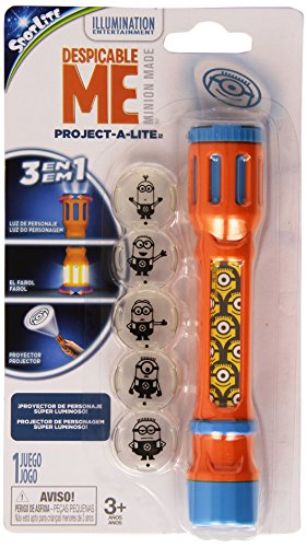 Tech4Kids Despicable Me Project a Lite Toy - 1
