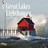 img - for Lighthouses, Great Lakes 2017 Mini 7x7 book / textbook / text book