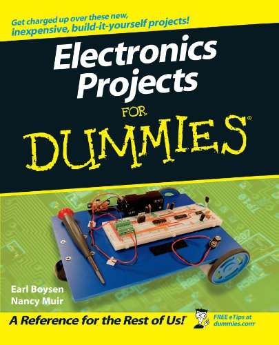 Electronics Projects For Dummies (For Dummies (Math & Science)) - For Dummies - 0470009683 - ISBN:0470009683