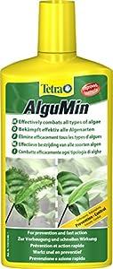 Tetra 751804 AlguMin, zur sicheren Algenbekämpfung auf milde biologische Weise, 500ml