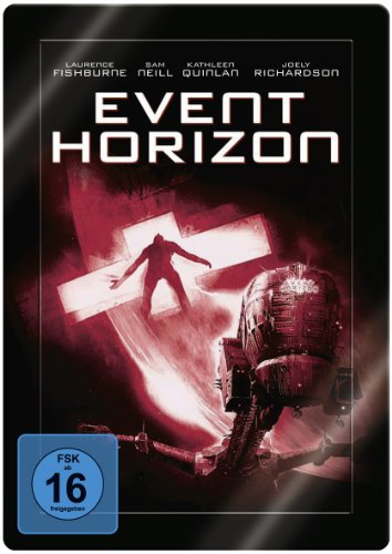 Event Horizon (2 Discs, limited Steelbook Edition)