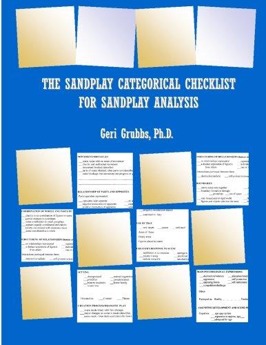 The Sandplay Categorical Checklist for Sandplay Analysis PDF