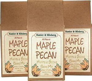 Maple Pecan Muffin & Cake Mix