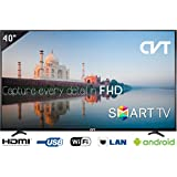 CVT 4000S (40 Inch) 101 CM FULL HD SMART LED TV
