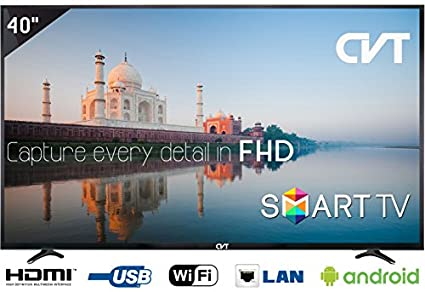 CVT CVT-4000S 40 Inch Full HD Smart LED TV Image