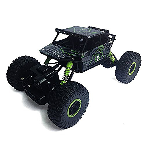 Creation-Rock-Crawler-Fernbedienung-RC-Hochleistungs-LKW-24-GHz-Control-System-4WD-All-Wetter-0118-Gre-RTR
