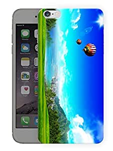 """Humor Gang Balloons Up In Sky Printed Designer Mobile Back Cover For """"Apple Iphone 6 PLUS - 6S PLUS"""" (3D, Matte, Premium Quality Snap On Case)"""