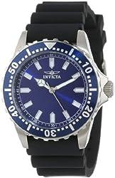 Invicta Men's 15142 Pro Diver Watch with Blue Strap
