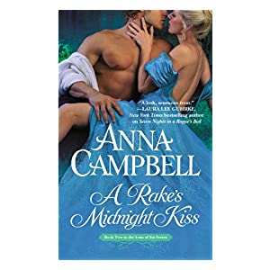 The Rake's Midnight Kiss by Anna Campbell