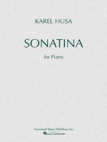 Sonatina Piano Solo (Tapa Blanda)