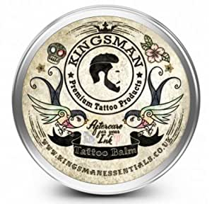 Kingsman tattoo balm tattoo aftercare care for your ink for Skinlock tattoo aftercare uk