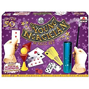 The Young Magician 50 Tricks Magic Set