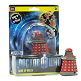Doctor Who Dalek Action Figures (Red)