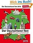 Der Deutschland-Test Wissenskalender...