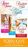 img - for Robin Kaye Bundle: Romeo, Romeo; Too Hot to Handle; and Breakfast in Bed book / textbook / text book