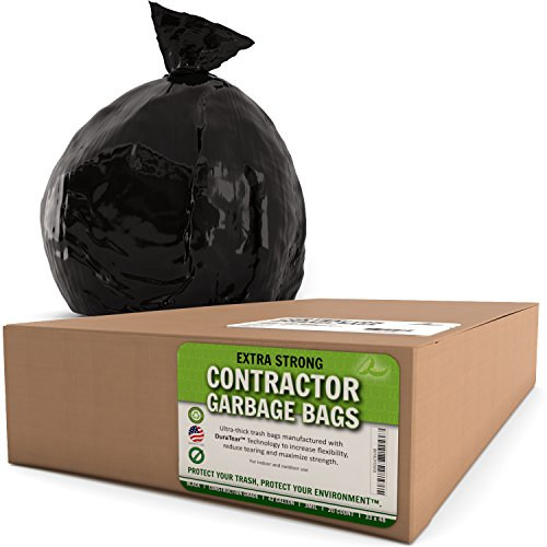Honeydew Extra Strong Contractor Garbage Bags, 42 Gallon - 20 Count