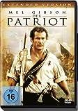 DVD Cover 'Der Patriot - Extended Version