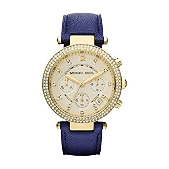 michael kors parker watch car interior design