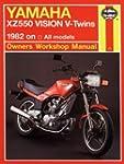 Yamaha XZ 550 Vision V-Twins Owners W...