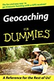 Geocaching For Dummies (For Dummies (Sports & Hobbies))