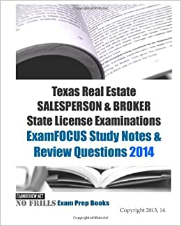 Broker license texas