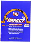 VPX Zero Impact 115 g Chocolate Peanut Butter High Protein Meal Bars - Box of 12
