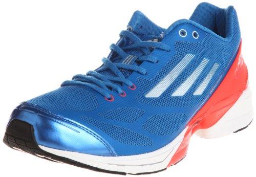 [アディダス] adidas adizero Feather 2  G61901 00 (ブライトブルー F12/ランニングホワイト/インフラレッド/26)