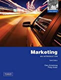 Marketing an Introduction (Marketing an Introduction 10e Global Edition) (0273750011) by Gary Armstrong
