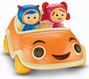 Fisher-Price Team Umizoomi: Come and Get Us Counting UmiCar