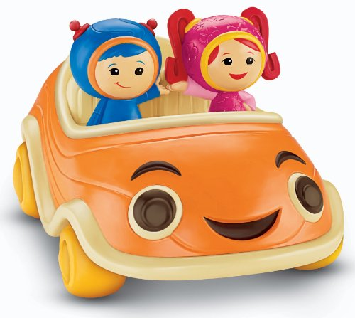 Fisher-Price Team Umizoomi: Come and Get Us Counting UmiCar - 1