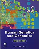 img - for Human Genetics and Genomics 3rd Edition by Korf, Bruce R. (2006) Paperback book / textbook / text book