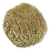 En laine (Lot de 2)-fers-Tools laiton laine (Lot de 2), Type d'accessoire: laiton laine, pour une utilisation avec: WDC pour nettoyeur, SVHC: Pas de SVHC (substances extrêmement préoccupantes)