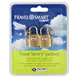 Travel Smart Padlock, Travel Sentry, 2 locks