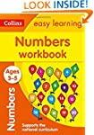 Numbers Workbook Ages 3-5: New Editio...