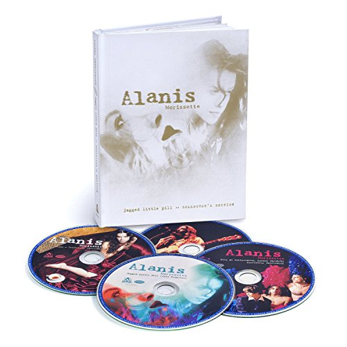 Alanis Morissette - Jagged Little Pill (Collector