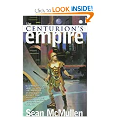 The Centurion's Empire by Sean Mcmullen