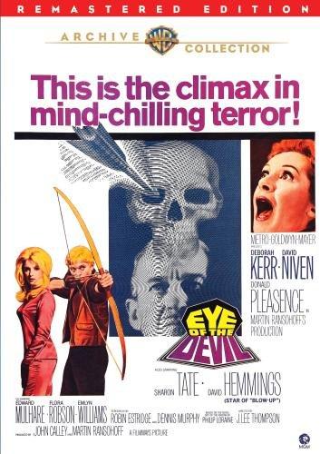 Eye of the Devil [DVD] [1966] [Region 1] [US Import] [NTSC]